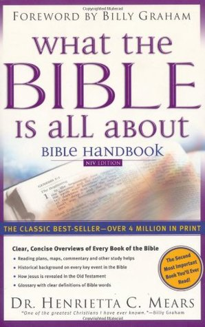 What the Bible is All About Bible Handbook by Henrietta C. Mears