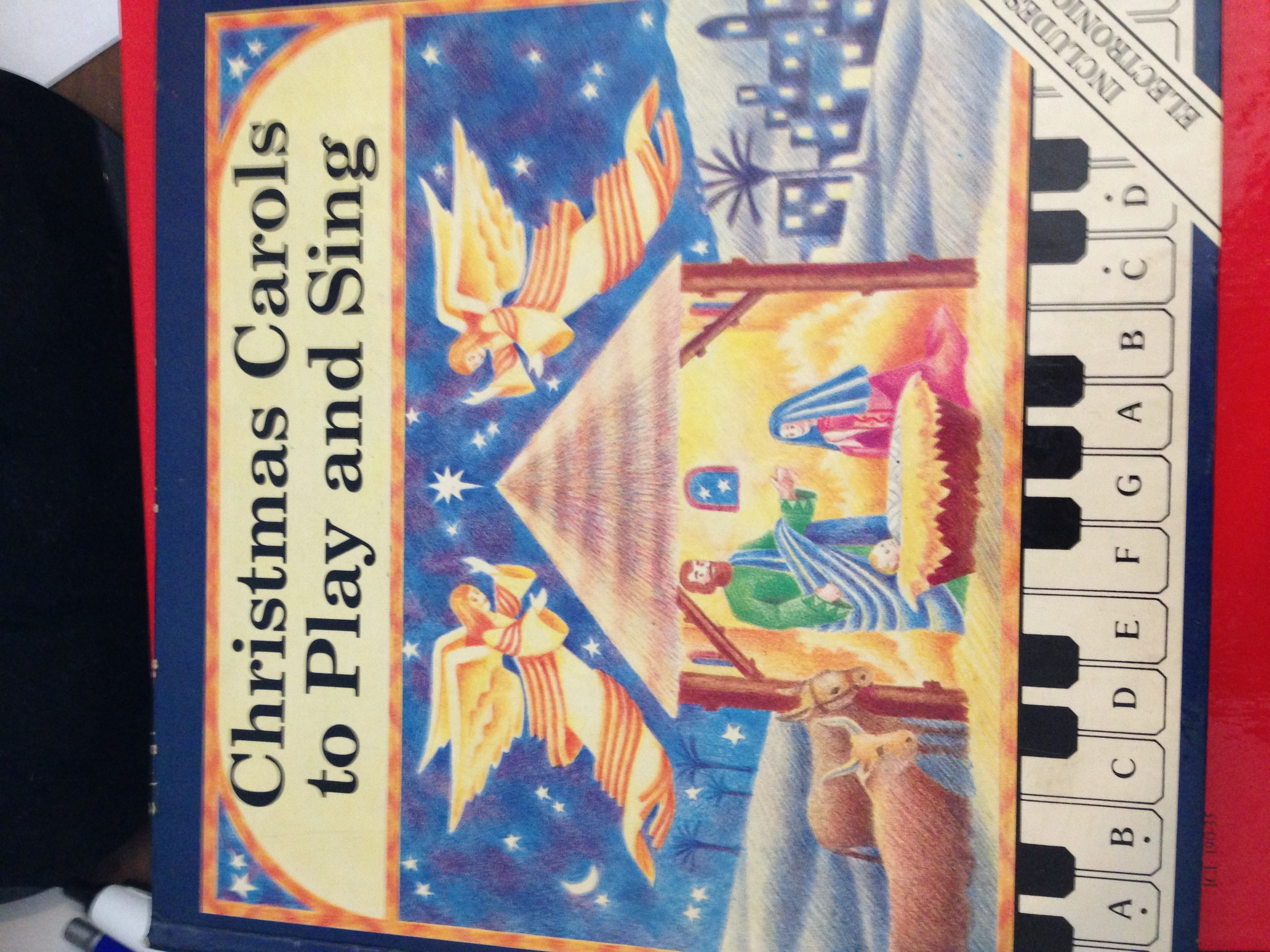 Christmas Carols to Play and Sing