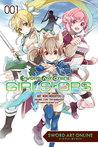 Sword Art Online: Girls' Ops, Vol. 1 (Sword Art Online: Girls' Ops, #1)