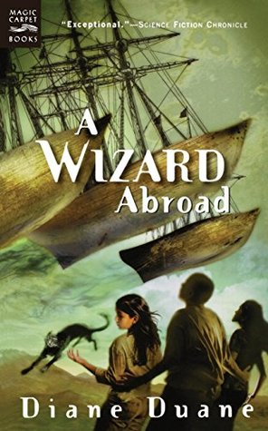 A Wizard Abroad by Diane Duane