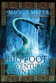 Big Foot Adventures Down Under (Spirits Alive, #1)
