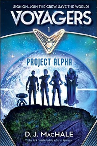 Project Alpha (Voyagers, #1)