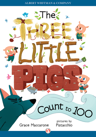 The eBook download is easy The Three Little Pigs Count to 100