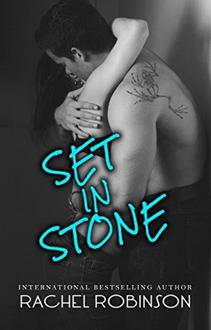 Set In Stone (Crazy Good #2) by Rachel Robinson