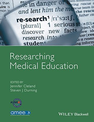 Researching Medical Education