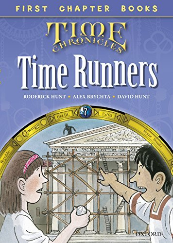 Oxford Reading Tree Read with Biff, Chip and Kipper: First Chapter Books: Time Runners