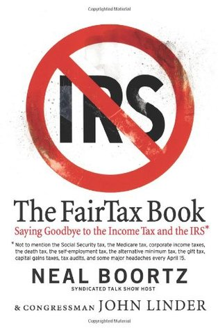 The FairTax Book by Neal Boortz