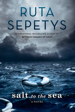 Salt to the Sea by Ruta Sepetys book reivew