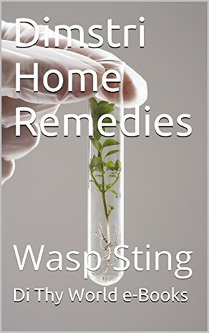 Dimstri Home Remedies: Wasp Sting