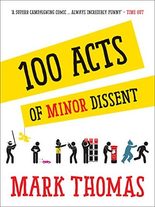 Google books descarga pdf en línea 100 Acts of Minor Dissent