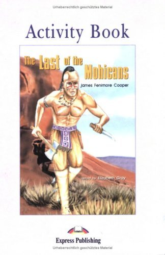 The Last of the Mohicans – Activity Book