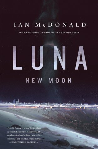 New Moon (Luna #1)