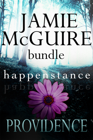 Jamie McGuire YA Bundle: Happenstance + Providence
