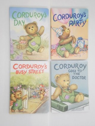 Corduroy Board Book Collection