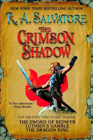 The Crimson Shadow by R.A. Salvatore