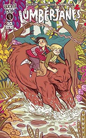 Lumberjanes: Oldie But Goodie (Lumberjanes, #12)