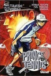 The prince of tennis, volumen 26: ryoma echizen vs. genichiro sanada by Takeshi Konomi