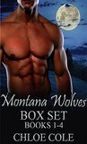 Montana Wolves: The Complete Collection (Montana Wolves, #1-4)