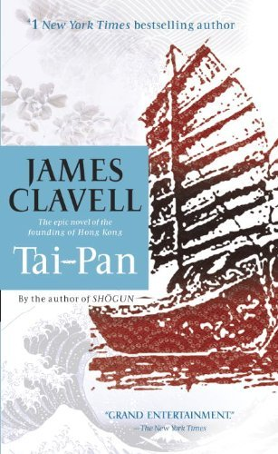 Tai-Pan (Asian Saga, #2)