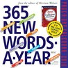 365 New Words-A-Year Page-A-Day Calendar 2016 by Anonymous