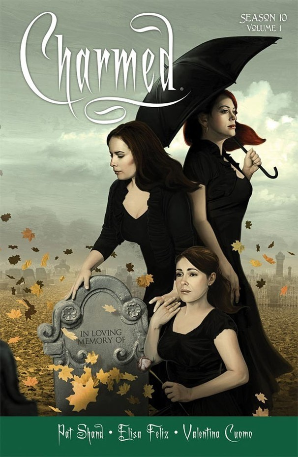 Charmed: Season 10, Volume 1