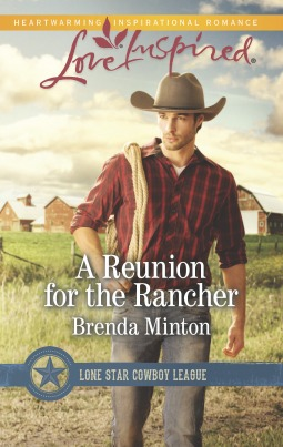 A Reunion for the Rancher by Brenda Minton