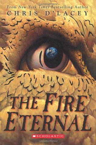 The Fire Eternal by Chris d'Lacey