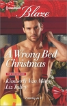 A Wrong Bed Christmas: Ignited / Where There's Smoke (The Wrong Bed, #73)