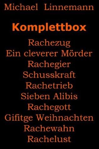 Komplettbox: Rachezug - Rachelust / Ein cleverer Mörder - Giftige Weihnachten