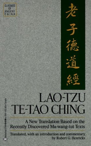 Te-Tao Ching by Lao Tzu