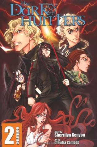 The Dark-Hunters, Vol. 2 (Dark-Hunter Manga, #2)