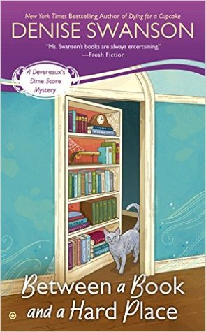Between a Book and a Hard Place (Devereaux's Dime Store, #5)