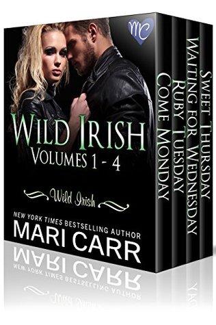Wild Irish Volumes 1-4 (Wild Irish, #1-4) by Mari Carr
