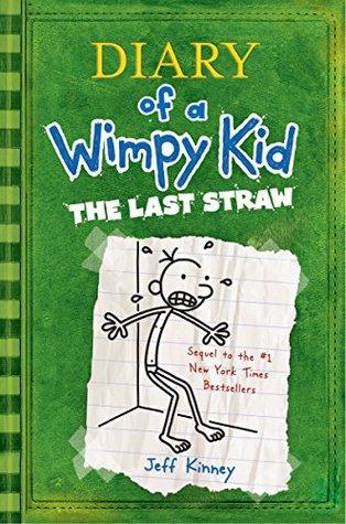 Last Straw: Diary of a Wimpy Kid V3