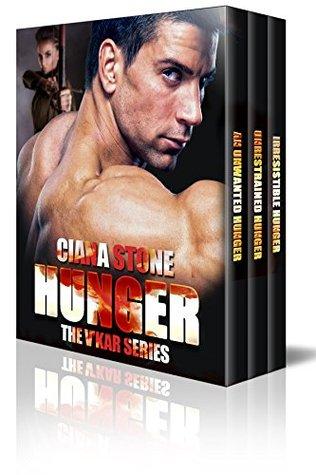 Hunger: The V'Kar Series: A Three Book Set