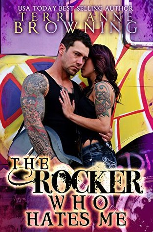 The Rocker Who Hidden Me (The Rocker ..., # 10)