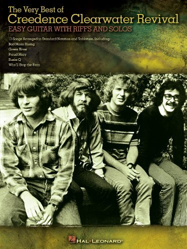 The Very Best of Creedence Clearwater Revival Songbook