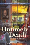 Untimely Death (Shakespeare in the Catskills Mystery #1)