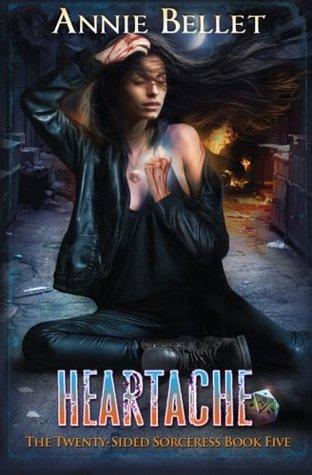 Heartache(The Twenty-Sided Sorceress 5)