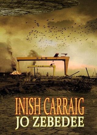 Inish Carraig by Jo Zebedee