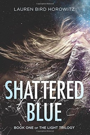 Image result for shattered blue