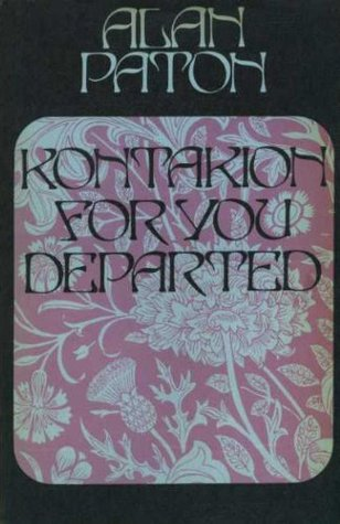 Kontakion for You Departed