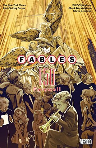 Fables Vol. 22: Farewell(Fables 22)