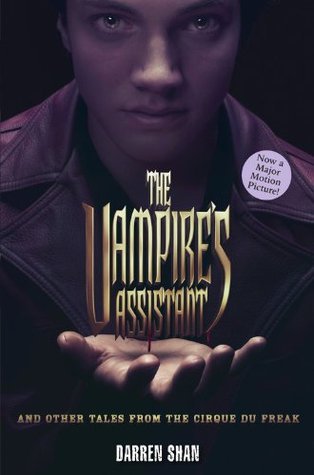 The Vampire's Assistant and Other Tales from the Cirque Du Freak by Darren Shan