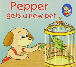 Pepper gets a new pet