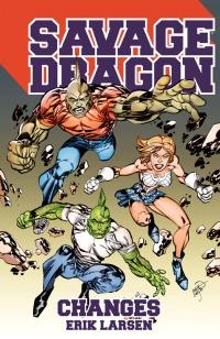 Savage Dragon: Changes