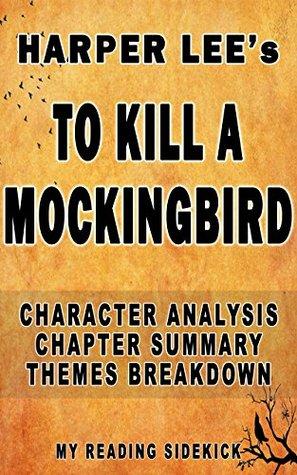 to kill a mockingbird character sketch