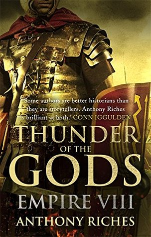 Thunder of The Gods : Anthony Riches