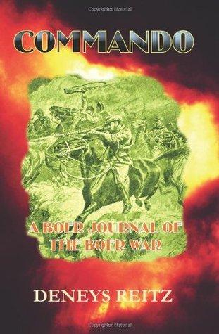 Commando a boer journal of the boer war by deneys reitz 4095139 fandeluxe Choice Image