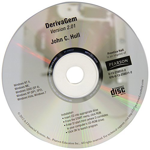 Derivagem CD for Options, Futures, and Other Derivatives